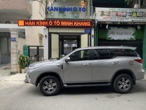 """Giới thiệu về """" Hàn kính ô tô Minh Khang"""""""